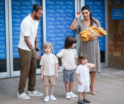 Sergio Ramos Eleva El Look Padre Con Cuatro Tendencias De Verano