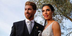 Sergio Ramos Pilar Rubio boda