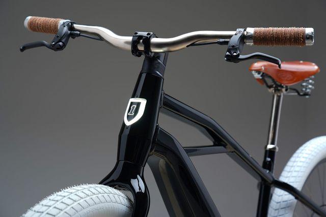 serial 1 harley davidson e bike