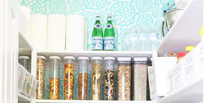 20 Organization Tricks To Make Your Pantry Feel Twice As Big