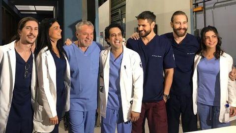 Televisa médicos