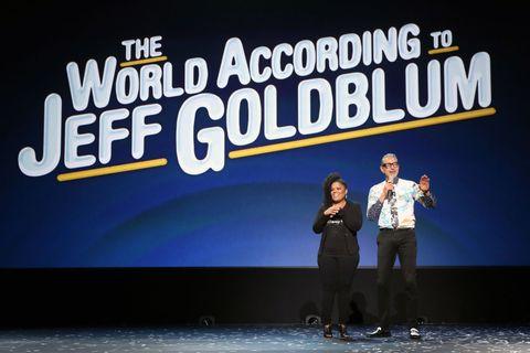 D23: Disney Serie Jeff Goldblum Primer Tráiler