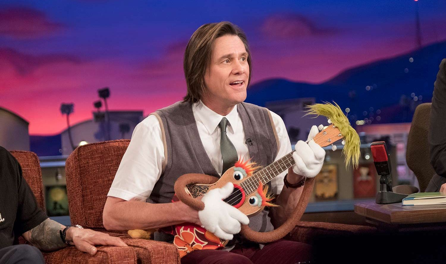 jim carrey serie kidding