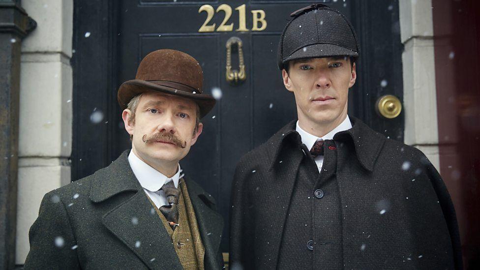 Sherlock, serie tv 2019