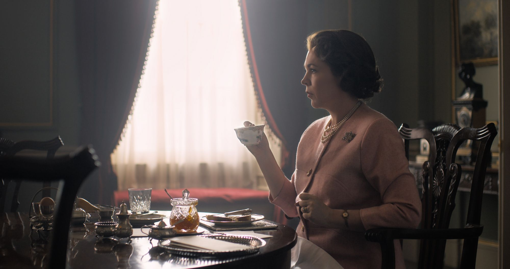 Serie tv 2019, The crown