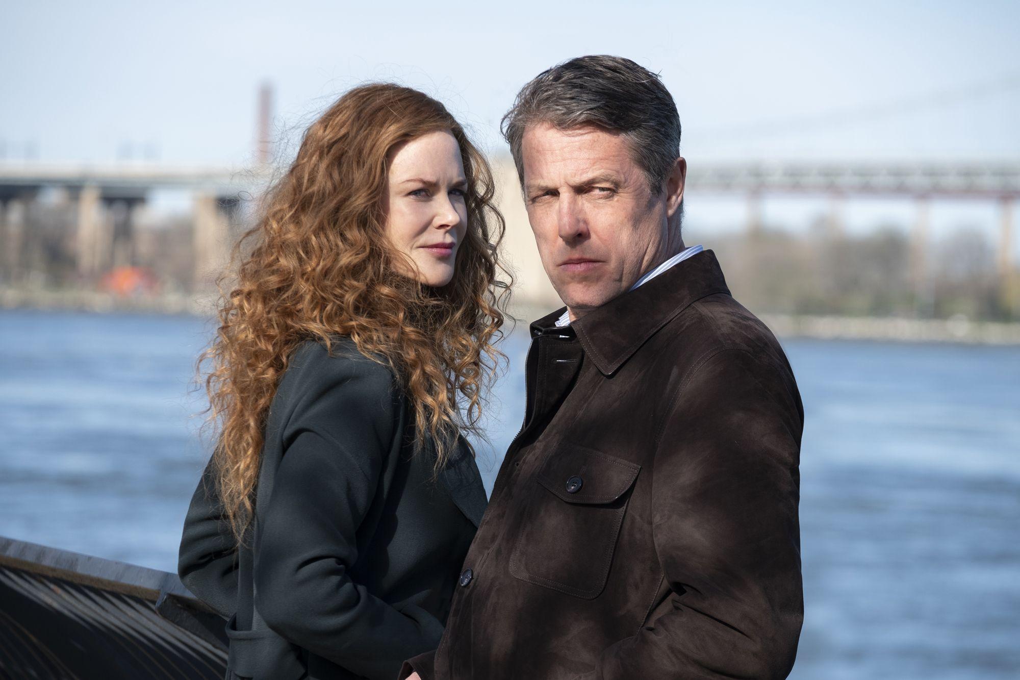 Serie Tv 2021 Undoing con Nicole Kidman e Hugh Grant