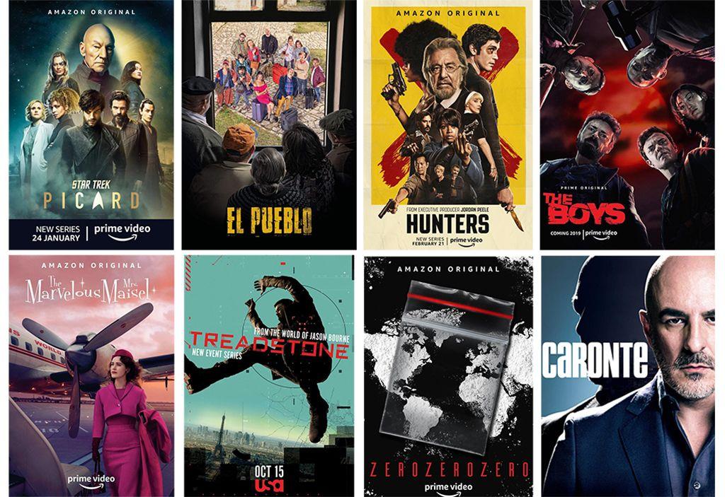 Series Recomendadas Para Ver En Amazon En 2020