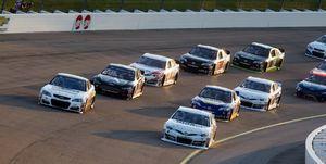 AUTO: JUL 26 NASCAR K&N Pro Series - Casey's General Store 150