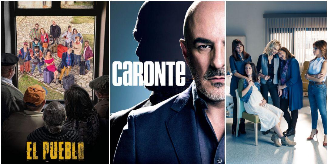 Series españolas recomendadas en Amazon Prime Video