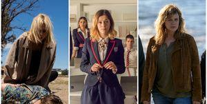 Las series de estreno de la temporada en España