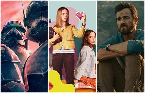 las mejores series de estreno de la última semana de abril