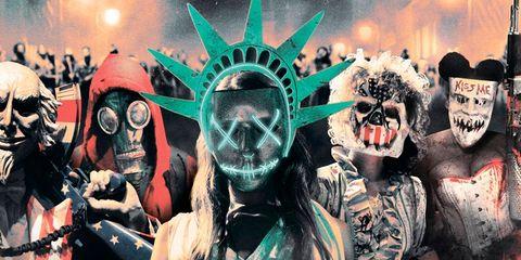 series terror miedo the purge amazon