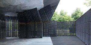 Exposición Frida Escobedo Serpentine Pavilion 2018