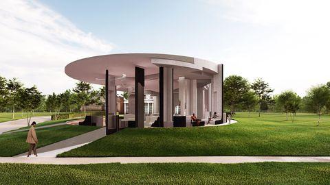 Counterspace seleccionado para hacer el Serpentine Pavilion de 2020