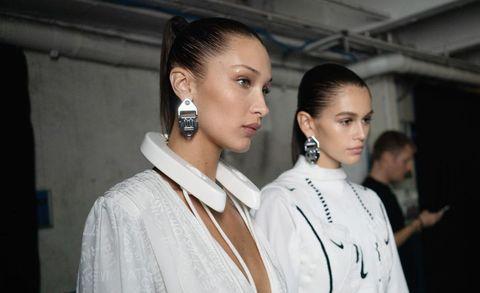 Hair, Hairstyle, Fashion, Fashion design, Ear, Haute couture,