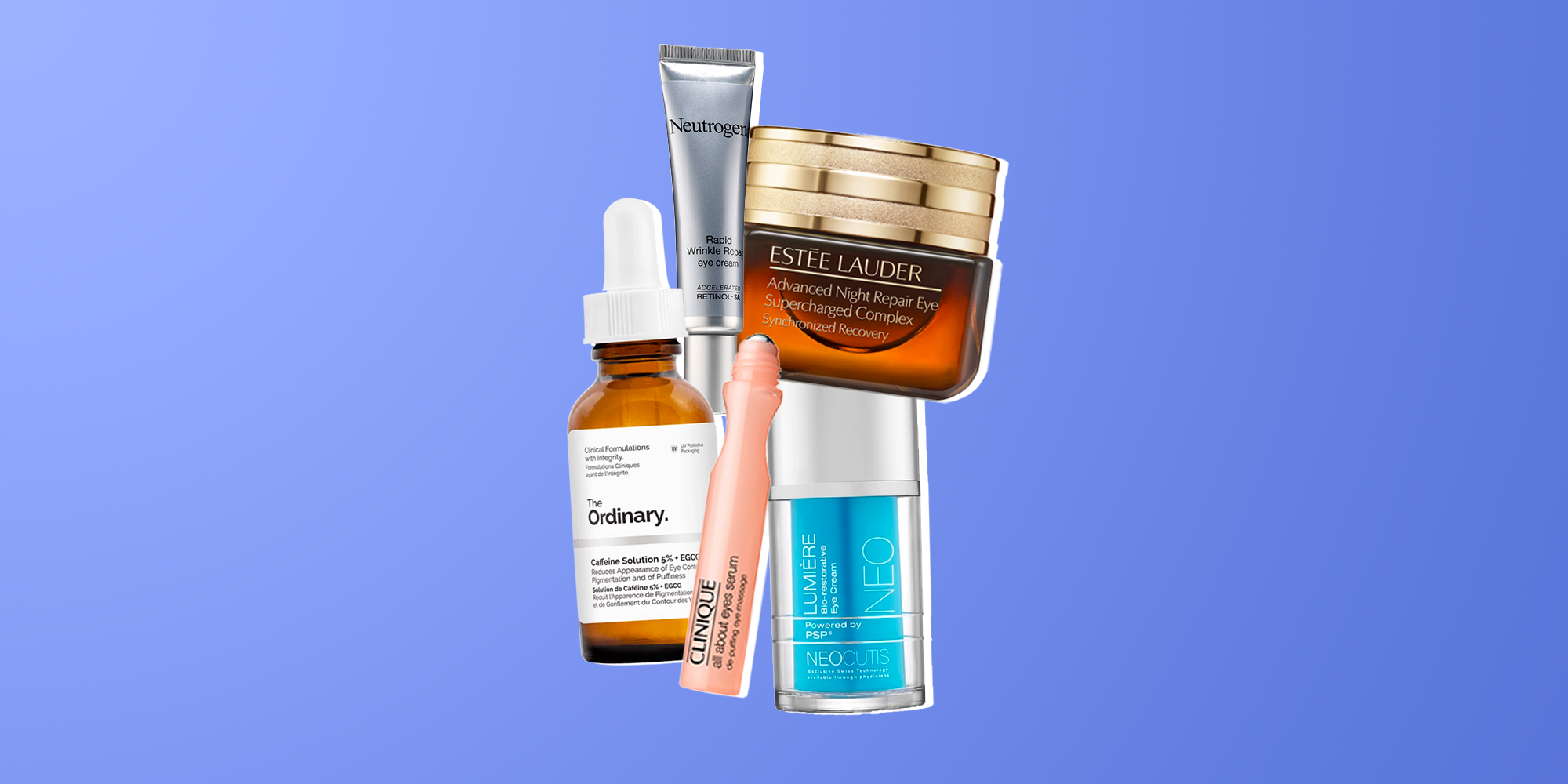 The Best Eye Serums to Combat Puffiness and Dark Circles