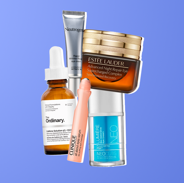 12 Best Eye Serums For Dark Circles Puffy Lids And Wrinkles 2020