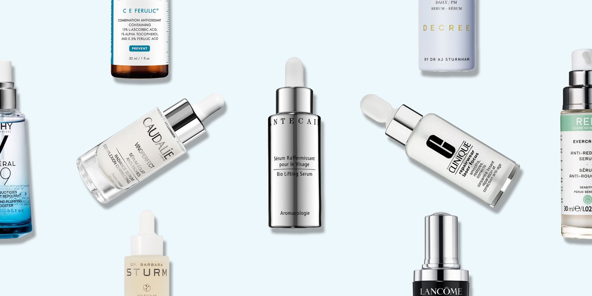 ELLE Edit: 10 Of The Best Face Serums For Super Glowy Skin