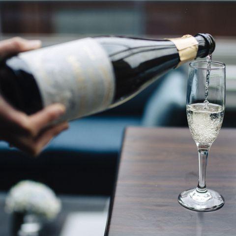 Asda champagne taste test