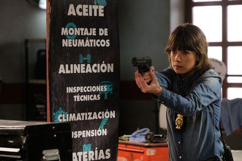 Alicia Servir y proteger