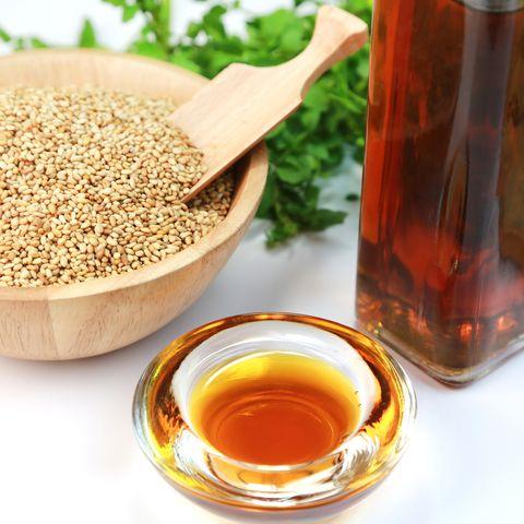 sesame oil healthiest oils