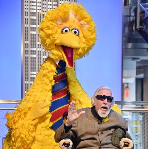 Caroll Spinney Who Played Big Bird On Sesame Street Dies At 85