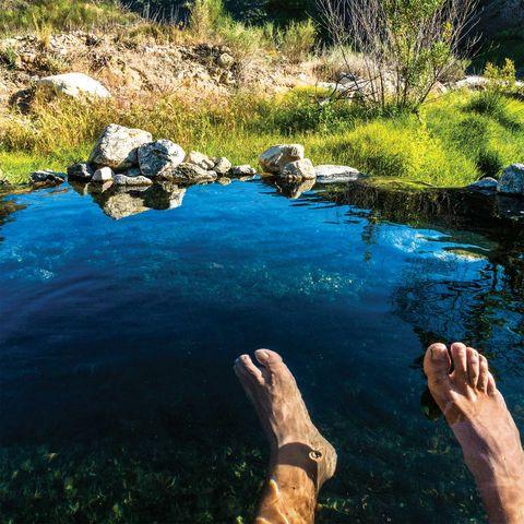 sespe hot springs