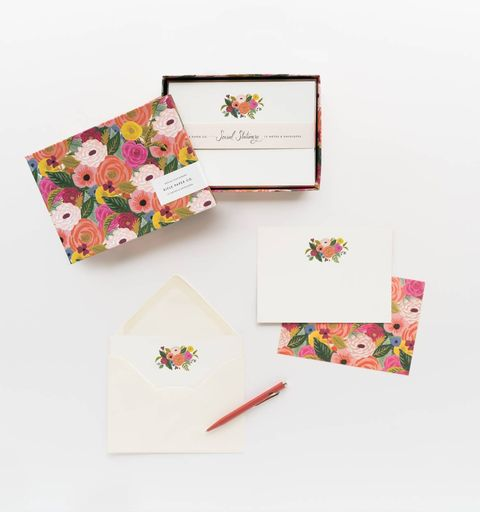Set para escribir cartas