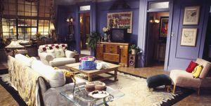 Set of Monica Geller's apartment in Friends