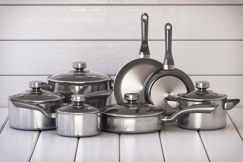 Best Cookware Good Housekeeping Buying Guide Best Pan Sets