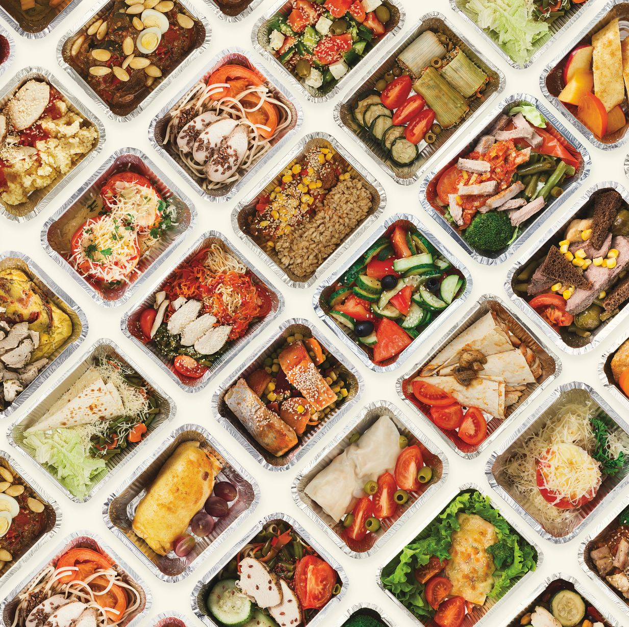 The Ultimate Guide for Easy Meal Prepping