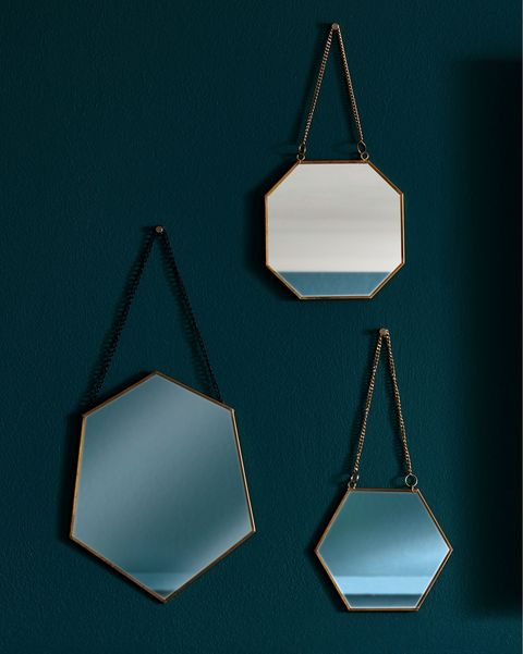 Next set of three mirrors