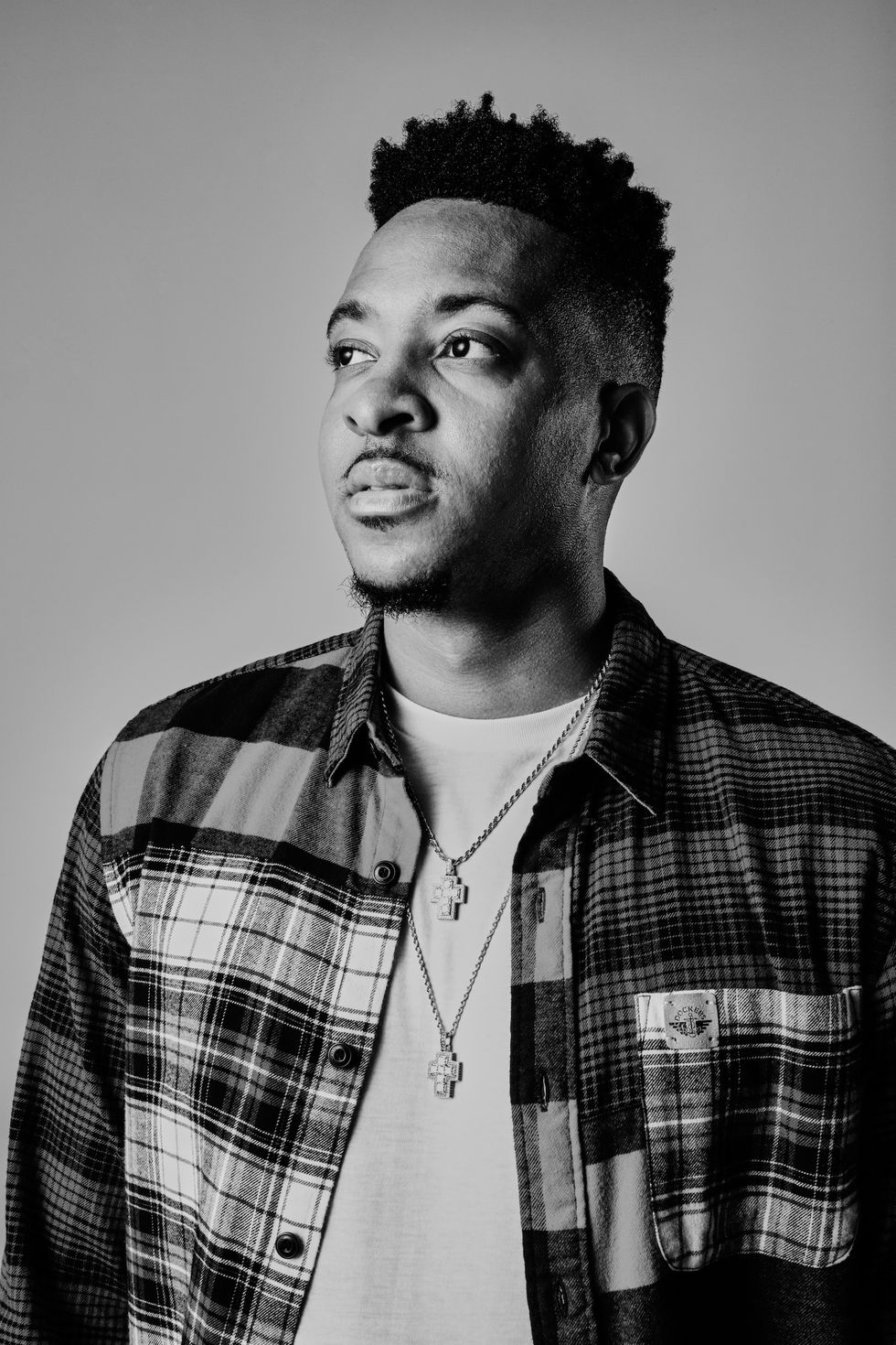 CJ McCollum on Style, Balance, and What Being a Role Model Means to Him