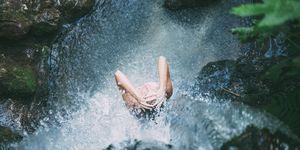 Tutti i benefici della doccia fredda