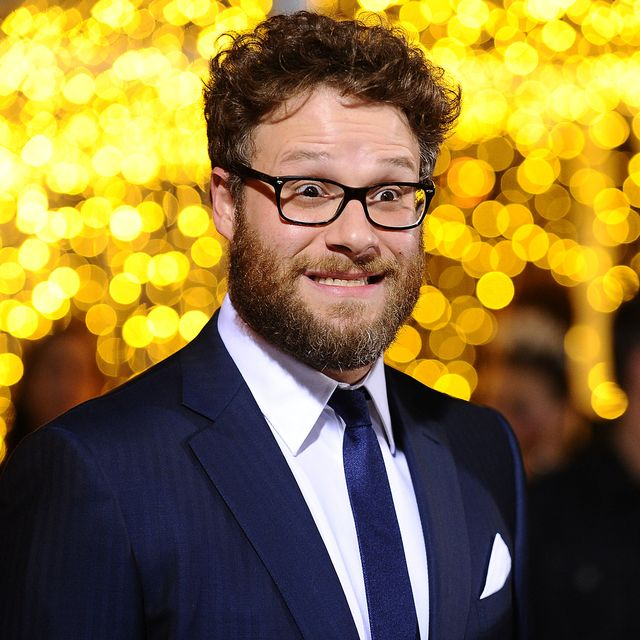 los angeles, ca   november 18  actor seth rogen attends the premiere of the night before at the theatre at the ace hotel on november 18, 2015 in los angeles, california  photo by jason laverisfilmmagic