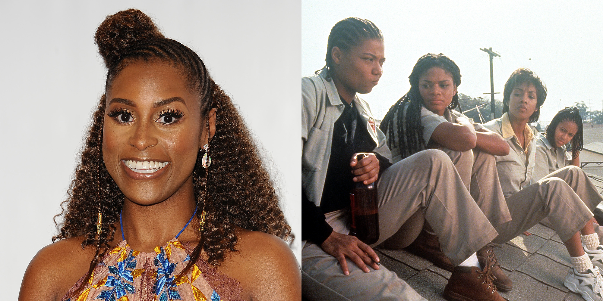 Issa Rae Is Giving Us a Remake of the '90s Classic Set It Off