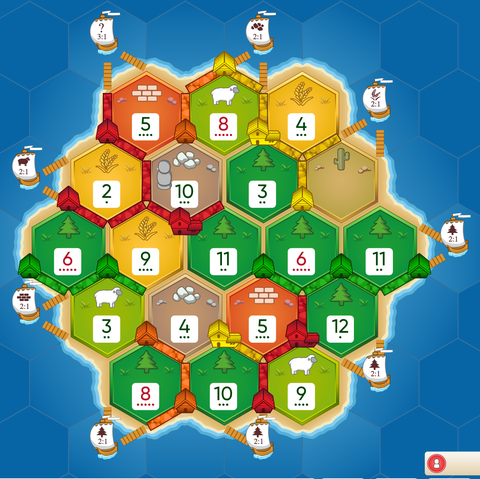 settlers of catan best online games online group games