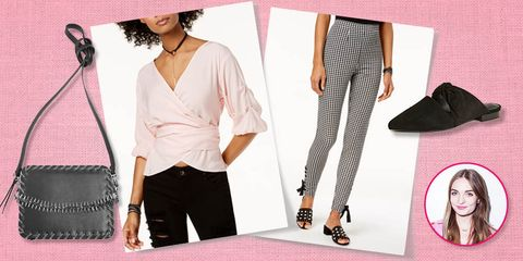 Clothing, Pink, Blazer, Fashion, Trousers, Outerwear, Footwear, Leggings, Neck, Suit,