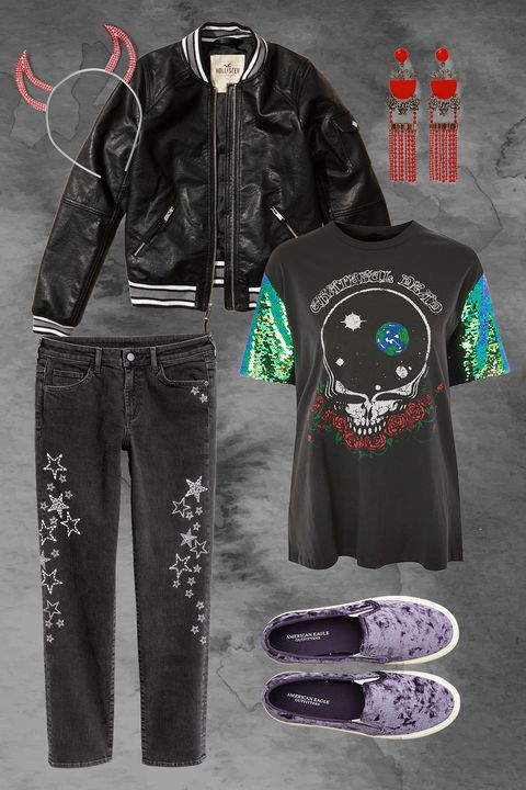 Clothing, Outerwear, Sleeve, Jacket, Textile, Style, T-shirt,