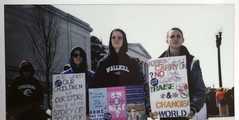 Compelling photos from March for Our Lives in D.C.