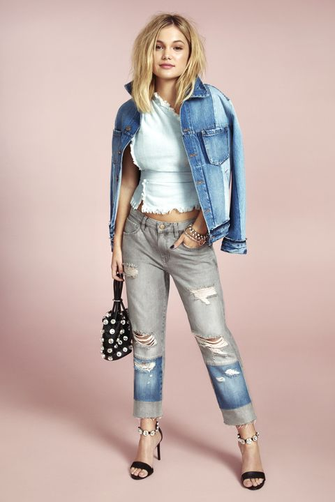 68119bb748d2e 30+ Cute Back to School Outfits for Fall 2018 - What to Wear to School