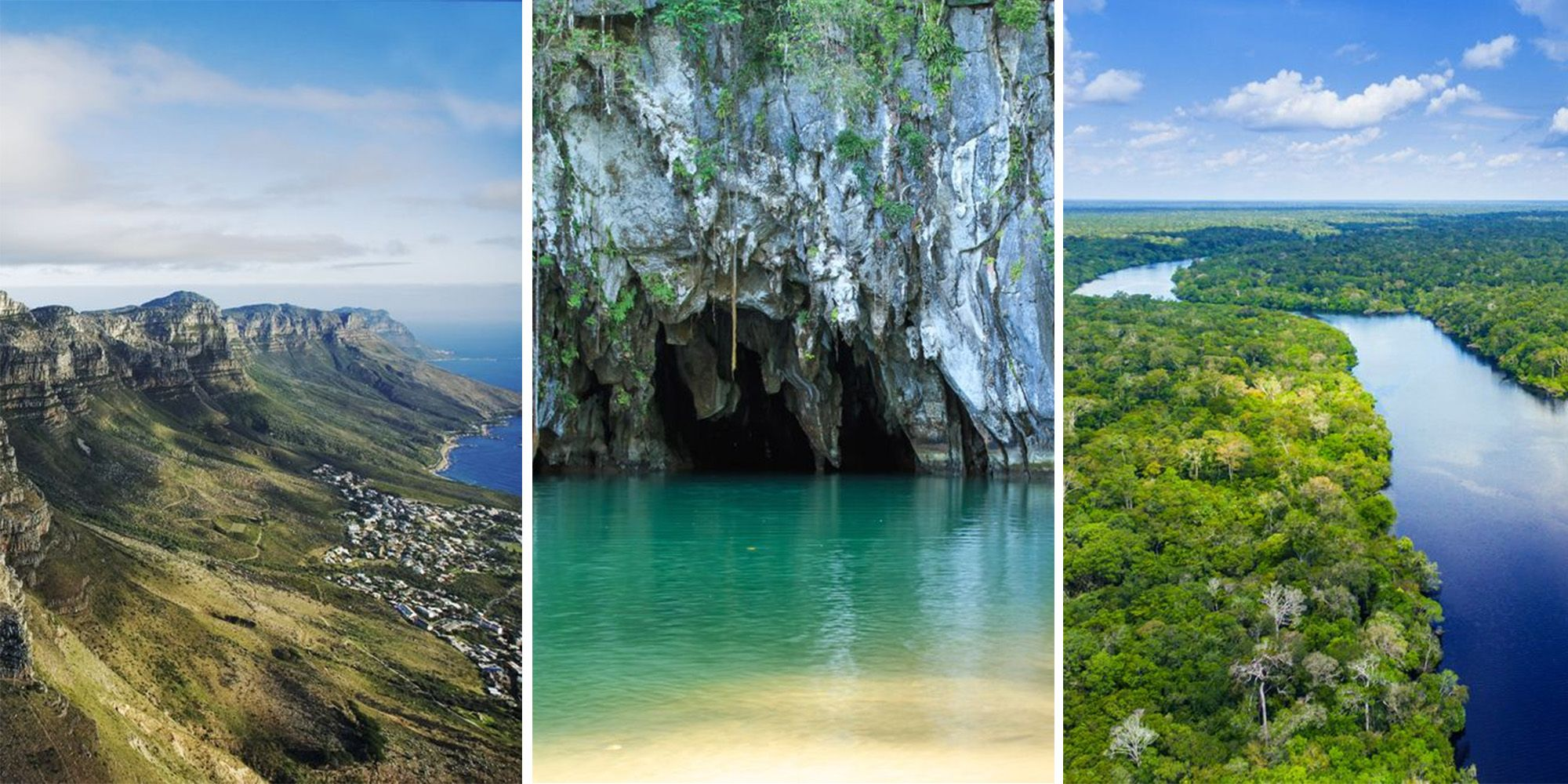 The 7 natural wonders of the world you need to see before you die