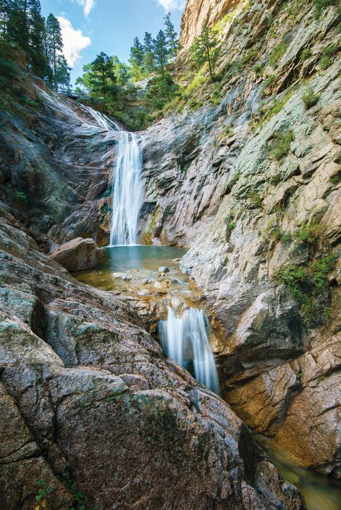 Billionaire philip anschutz interview philip anschutzs plan to seven falls canyon sciox Choice Image