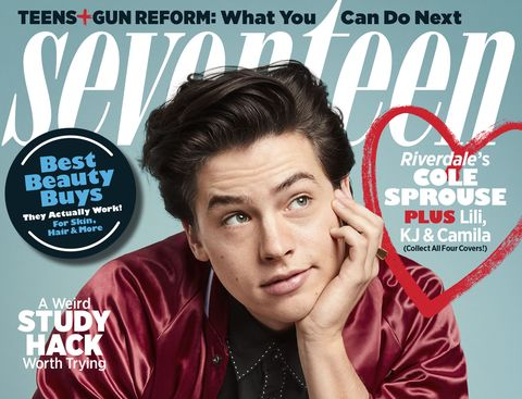 Magazine, Forehead, Chin, Cheek, Album cover, Photography, Publication, Advertising, Photo caption, Ear,