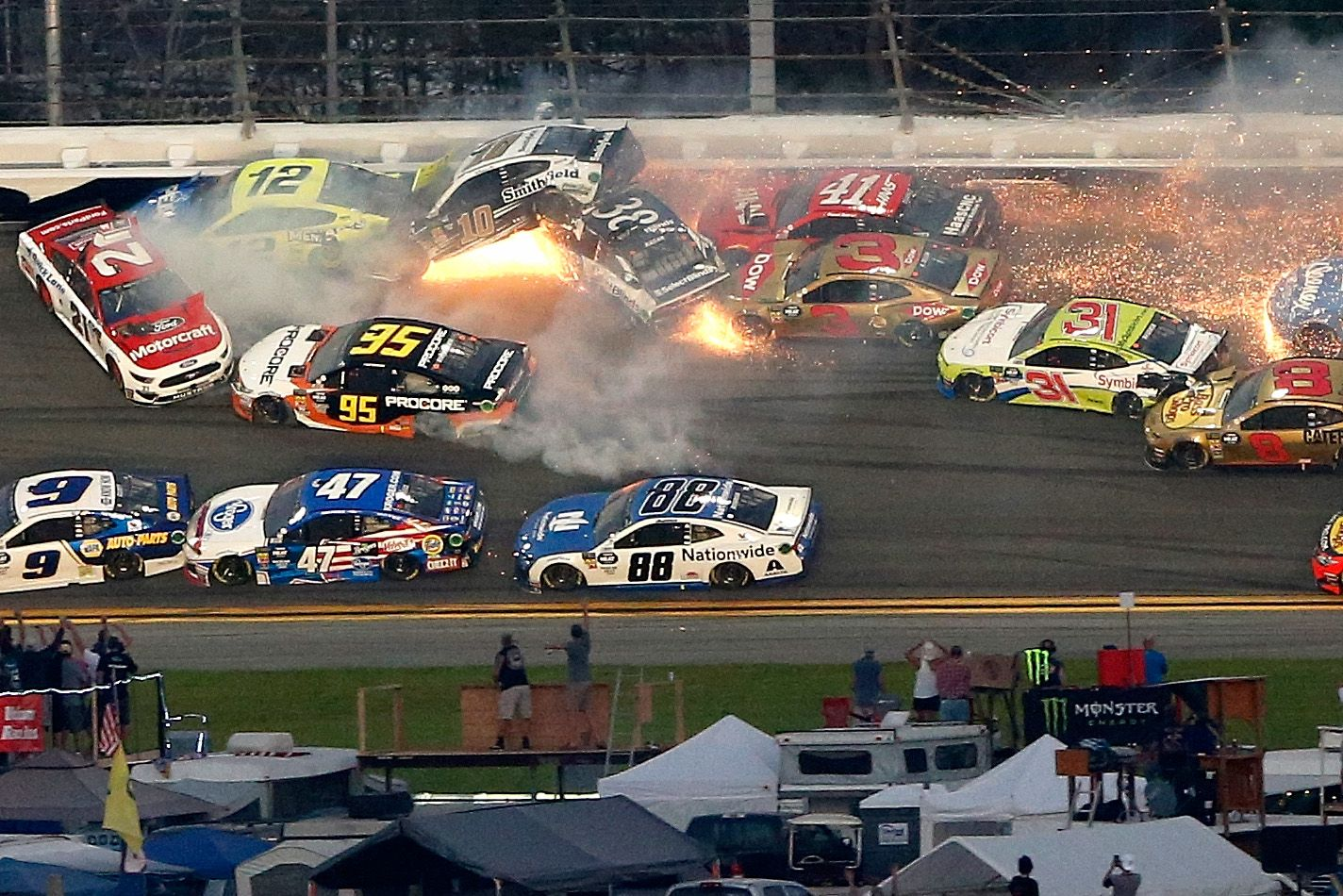 The Daytona 500 Was A Mess Why It Will Stay That Way