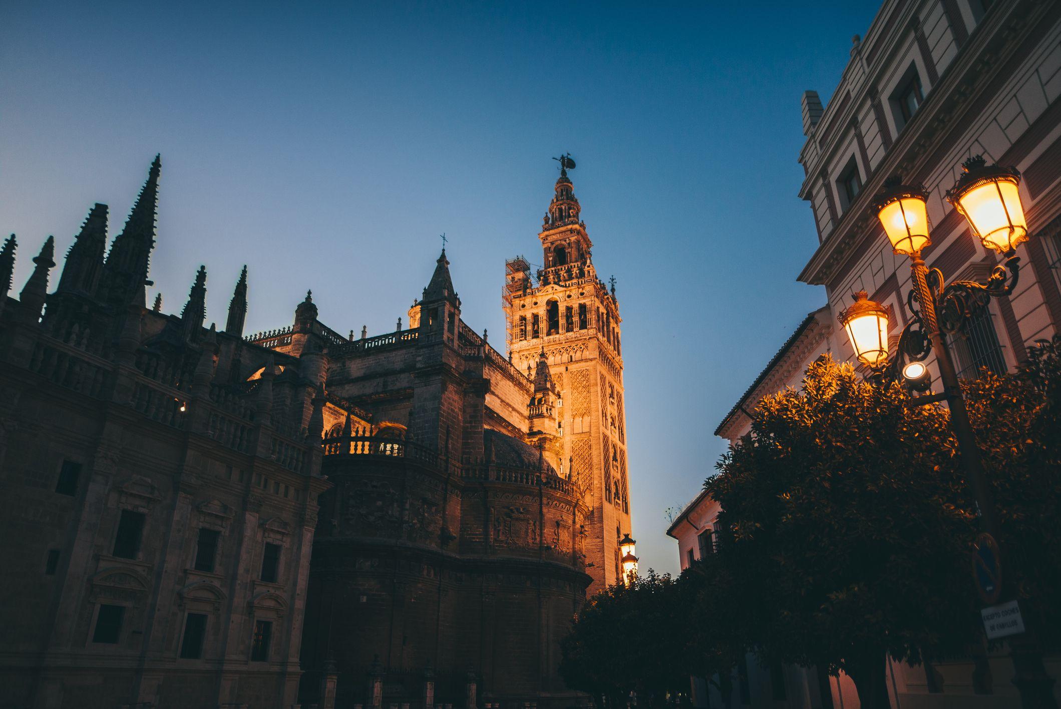 Los hoteles más reservados en Sevilla el mes pasado