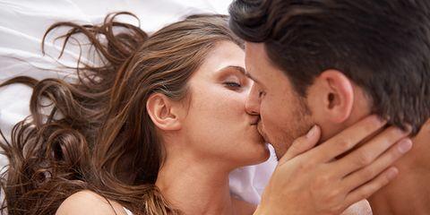 Hair, Forehead, Nose, Kiss, Skin, Interaction, Love, Cheek, Romance, Close-up,