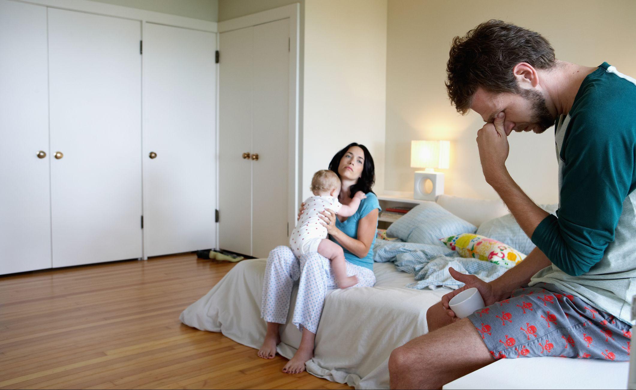 sex after pregnancy lack of sleep schedule sex