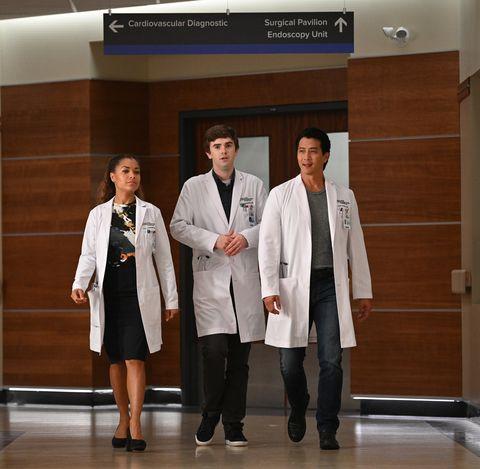 "abc's ""the good doctor""   season three"