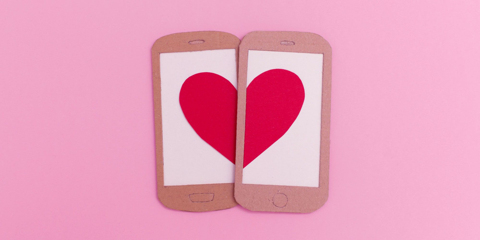 Sex apps | Phone and hearts
